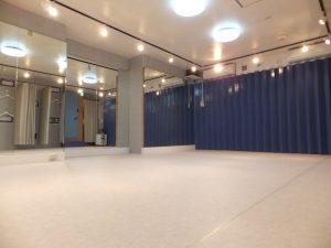 池袋 ダンススタジオ MIB A