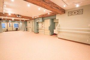 原宿 ダンススタジオ