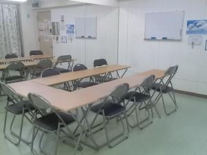 池袋レンタルスタジオは、会議室としても使えます。