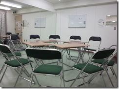 池袋 レンタルスタジオ で 少人数制 の 英会話 セミナー の 座学 が開講できます