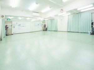 池袋 レンタルスタジオ 『 ルピナス 』 ダンススタジオ