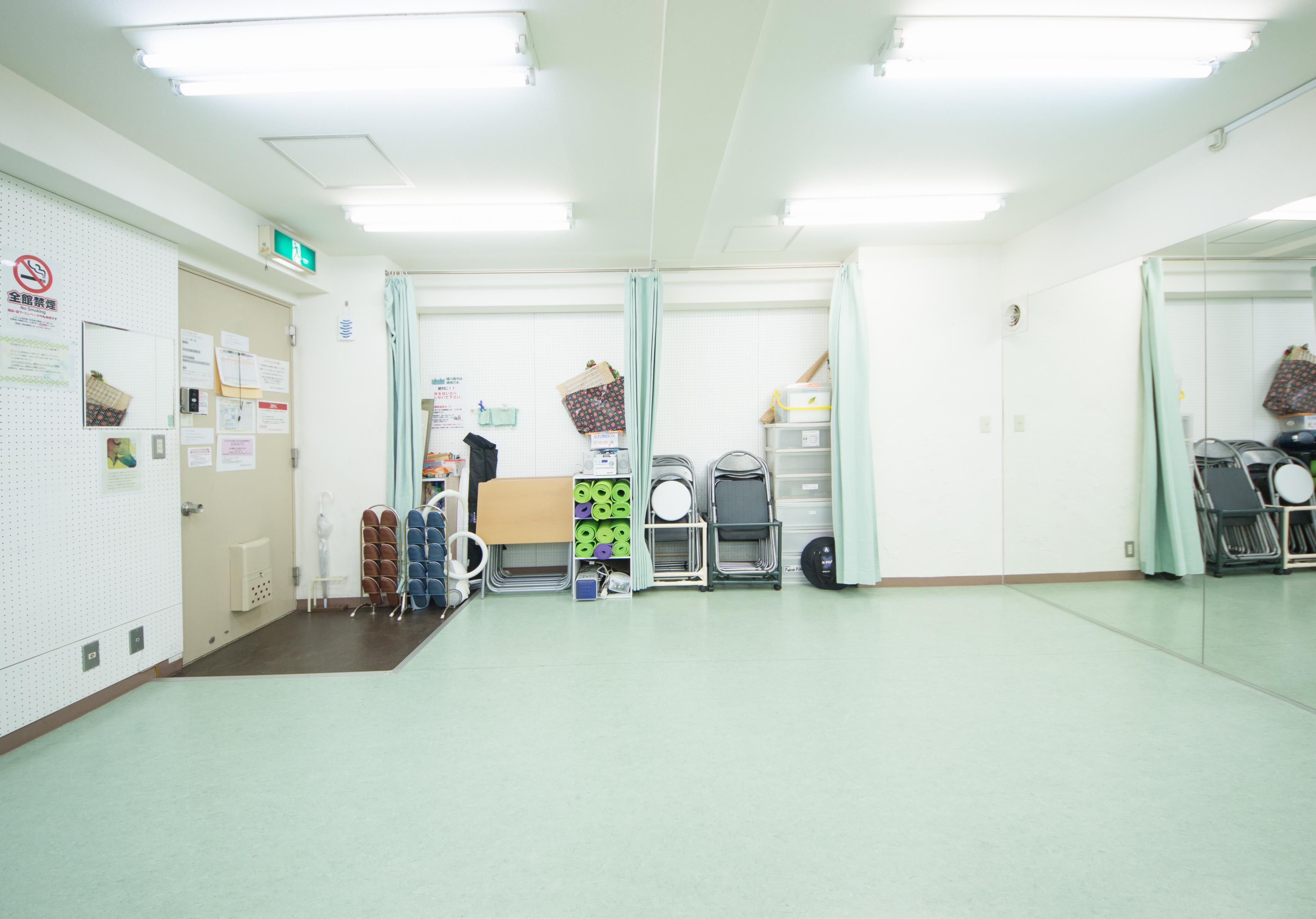 池袋のレンタルスタジオ『ルピナス』スタジオ内3