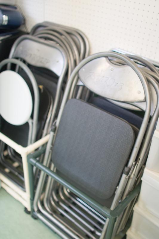 池袋レンタルスタジオは、語学教室にもおススメです。机 椅子 ホワイトボード 完備