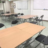 会議や塾などもできる 池袋レンタルスペース